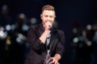 "Watch Justin Timberlake Sing ""Can't Stop The Feeling"" Live For The First Time At Eurovision Final"