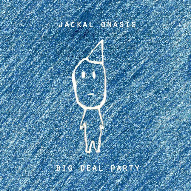Jackal Onasis Album Cover