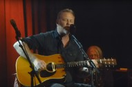 "Watch James Hetfield Play Metallica's ""Motorbreath"" Acoustic At San Francisco Charity Show"