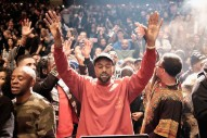 Kanye West Wins Artist Of The Year Webby Award