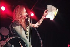 Laura Jane Grace burns birth certificate