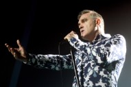 Morrissey Now Says He Is Playing Riot Fest