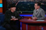 Watch A Loopy Neil Young Talk About PONO &#038; GMOs On <em>Colbert</em>