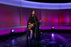 PJ Harvey on Andrew Marr