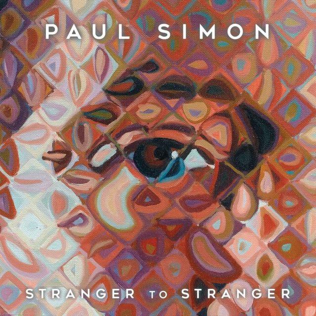 Paul Simon Stranger To Stranger cover
