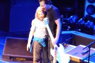 Watch Pearl Jam Play With 10-Year-Old Fan On Guitar