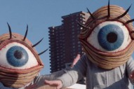 "Rozwell Kid – ""Magic Eye"" Video"