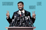 Watch Drake Sing About Memes And Play <em>Black Jeopardy!</em> In His Second Time Hosting <em>SNL</em>