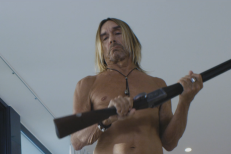Watch Iggy Pop In The Trailer For Thriller <em>Blood Orange</em>