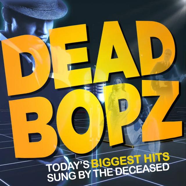 Watch Holograms Of Dead Vocalists Sing Contemporary Pop Hits On <em>SNL</em>'s Dead Bopz Commercial