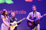 Watch Justin Timberlake &#038; Anna Kendrick Debut <em>Trolls</em>&#8217; &#8220;True Colors&#8221; Cover At Cannes