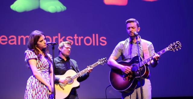Watch Justin Timberlake & Anna Kendrick Debut <em>Trolls</em>'