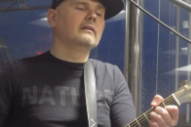Watch Billy Corgan Cover The Velvet Underground At His Chicago Teahouse