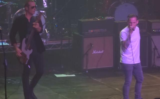 Corey Taylor & Stone Temple Pilots