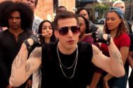 Watch Andy Samberg&#8217;s &#8220;I&#8217;m A Weirdo Freestyle&#8221; For <em>Popstar</em>