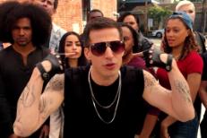 Watch Andy Samberg&#8217;s &#8220;I&#8217;m A Weirdo Freestyle&#8221; For <em>Popstar</em>