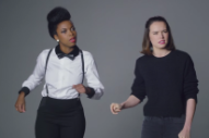 Watch Janelle Monáe &#038; The Black Eyed Peas Audition For <em>Star Wars: The Force Awakens</em> In <em>SNL</em> Deleted Scenes
