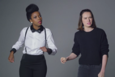 Watch Janelle Monáe & The Black Eyed Peas Audition For <em>Star Wars: The Force Awakens</em> In <em>SNL</em> Deleted Scenes
