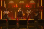 Watch Sheer Mag Kill Their TV Debut On <em>Late Night With Seth Meyers</em>