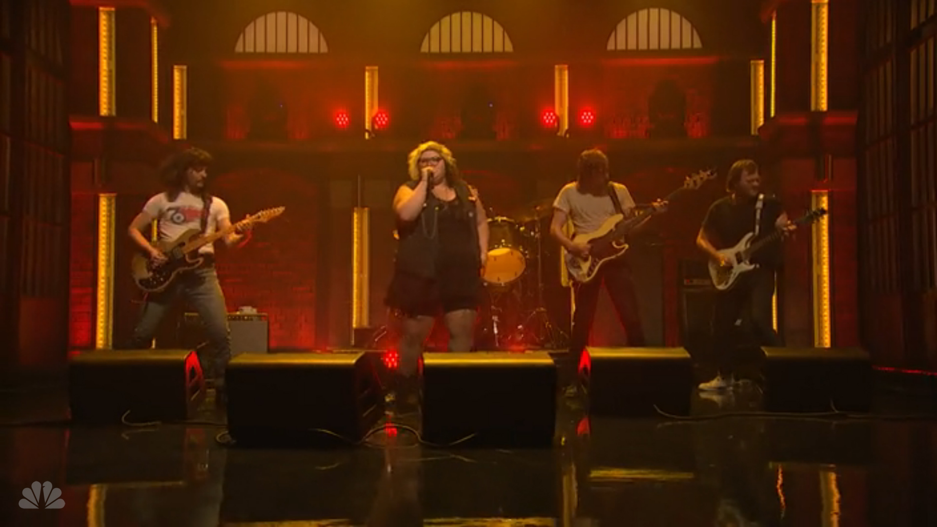 Watch Sheer Mag Kill Their TV Debut On Late Night With Seth Meyers