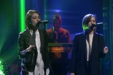 Tegan And Sara On Fallon