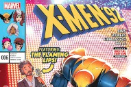The Flaming Lips Are In A New <em>X-Men</em> Comic