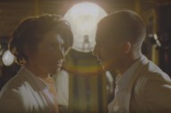 "The Last Shadow Puppets – ""Miracle Aligner"" Video"