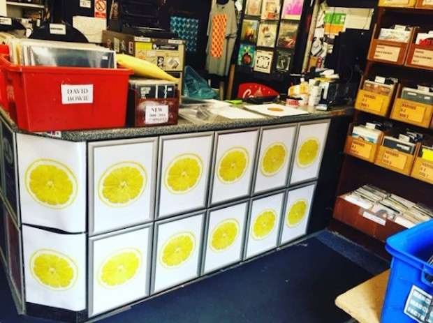 The Stone Roses posters