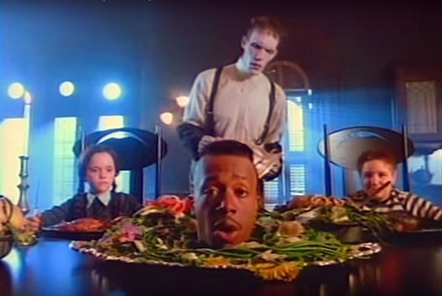 Titelbild von From Marky Mark To Humpty Hump: Remembering Hip-Hop's Awkward Adolescence: MC Hammer: Addams Groove