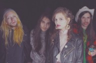 "angelic milk – ""Rebel Black"" (Stereogum Premiere)"