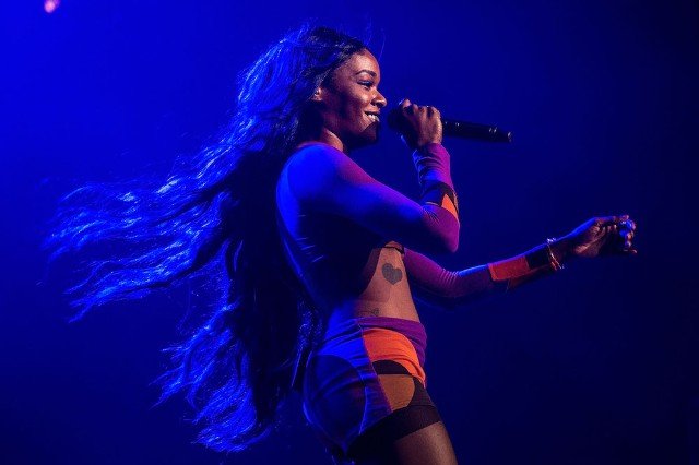 Azealia Banks Takes Her Talents To Instagram, Says She Was Suspended From Twitter Because Of White Supremacy
