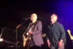 "Billy Corgan Tells Moron Stage Crasher ""Get The Fuck Off My Stage Before I Punch You In The Fucking Face"""