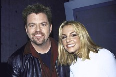 Dave Holmes & Britney Spears
