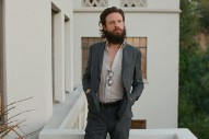 Hear Father John Misty's Lumineers-Core Prius Jingle