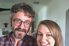 Joanna Newsom & Marc Maron