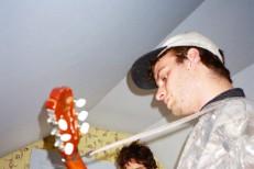 Andrew VanWyngarden and Mac DeMarco