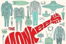 "The Monkees – ""Me & Magdalena"" (Written By Ben Gibbard)"