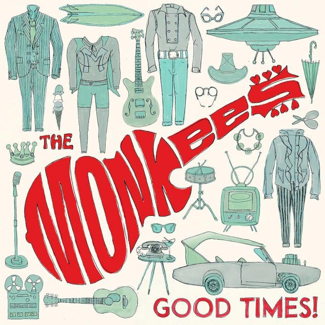 """The Monkees – """"Me & Magdalena"""" (Written By Ben Gibbard"""