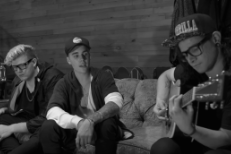 Skrillex, Justin Bieber, & Blood
