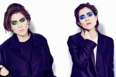 "Tegan And Sara – ""Stop Desire"""