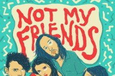 """Tired Lion – """"Not My Friends"""" (Stereogum Premiere)"""