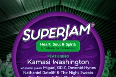 Bonnaroo Announces 2016 SuperJam Lineup