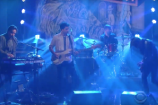 Watch Wolf Parade Perform A New Song Medley On <em>Colbert</em>