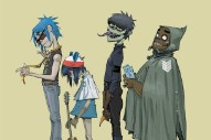 """Special"" New Gorillaz Album Won't Be Out Until 2017"