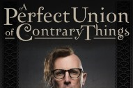 Maynard James Keenan Announces Authorized Biography <em>A Perfect Union Of Contrary Things</em>