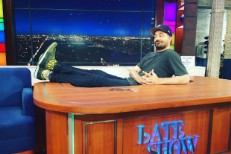 Aesop Rock on Colbert