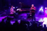 "Jack & Amanda Palmer – ""Glacier"" (John Grant Cover) Live Video (Stereogum Premiere)"