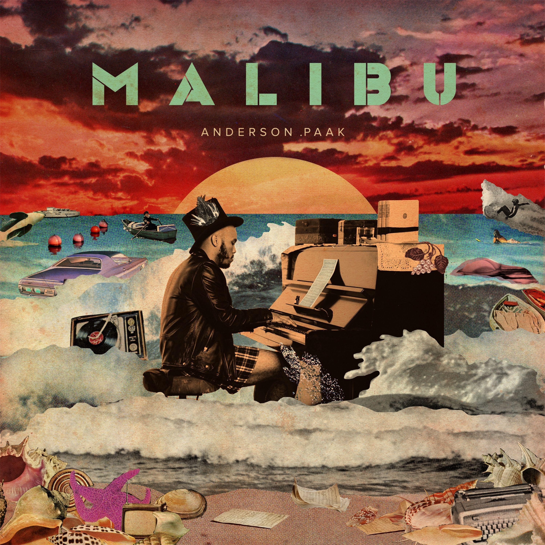 Anderson. Paak — Malibu