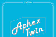 Aphex Twin <em>Cheetah</em> EP Details
