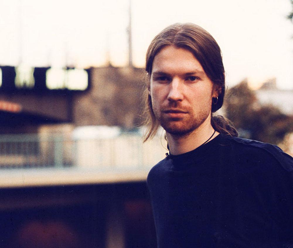 Due inediti di Aphex Twin per l'EP